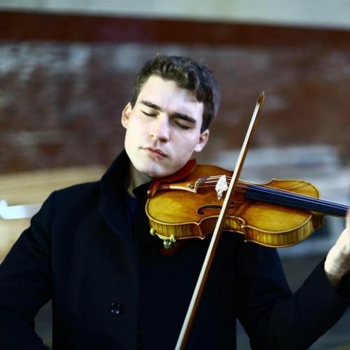 Alexi Kenney Violin