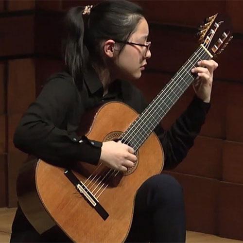 Hao Yang guitarist