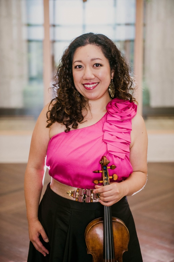 Miho Saegusa Violinist