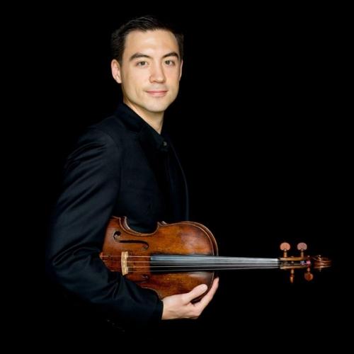Daniel Kim - viola