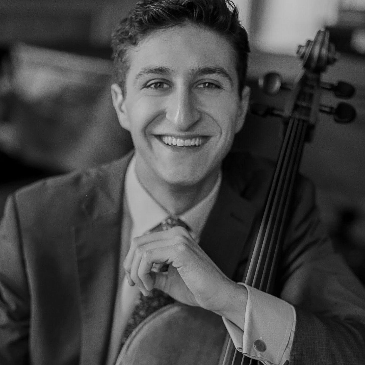 Joshua Halpern - Cello